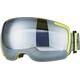 UVEX Big 40 LM Goggle Lime Mat DL/LTM Silver